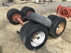 Trailer Axles & Tires