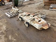 Woods L306 6' Wide Belly Mower