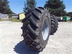 Continental Contract AC65 710 70R/38 Implement Tire