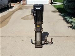 Grundfos Electric High-Pressure Centrifugal Water Pump