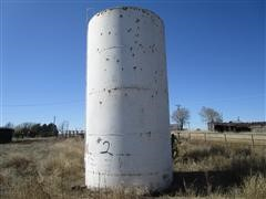 Supreme 15,000-Gallon Vertical Fertilizer Storage Tank