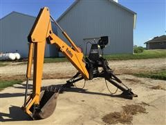 Kelley B70B 3-Pt Backhoe
