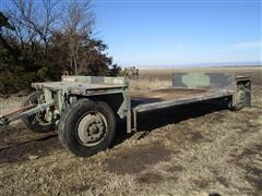 American General M989A1 HD Middle Drop 22' Trailer