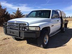 2001 Dodge Ram Laramie SLT 2500 Pickup