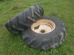 BF Goodrich Power Grip Tires/Rims