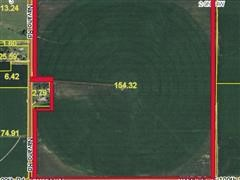 156.97+/- Acres Buffalo County, NE