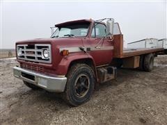 1988 Chevrolet C6500 Rollback Truck