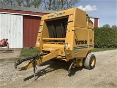 1993 Vermeer 605K 5x6 Round Baler