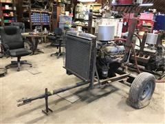 Ford 427 Irrigation Power Unit