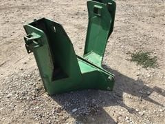 John Deere Wedge Loader Brackets/Mounts