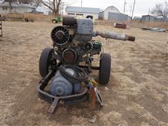 Deutz Power Unit W/Pump & Generator