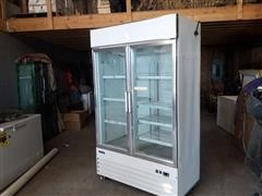Metalfrio D768BM2F Upright Freezer