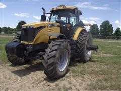 2014 Challenger MT565D MFWD Tractor