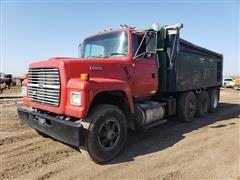 1995 Ford LT8000 Tri/A Dump Truck