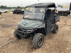 2019 Mahindra MGS1000TG2 Retriever 1000 4WD UTV