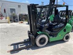 2013 Komatsu FG25T-16 Forklift