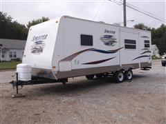 2008 Keystone Sprinter ST242RKS08 24' T/A Travel Trailer