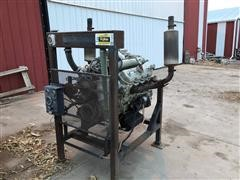 Isuzu V8 SPA 606 Cid Diesel Power Unit