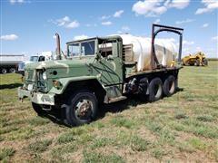 1968 Kaiser T/A Tanker Truck