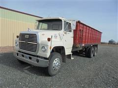 1979 Ford 800 T/A Grain Truck