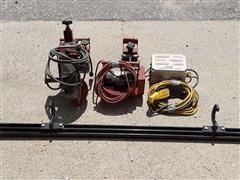 Case IH GDSA1 Robo-Sharpener