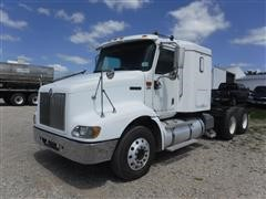 2003 International 9200 T/A Truck Tractor