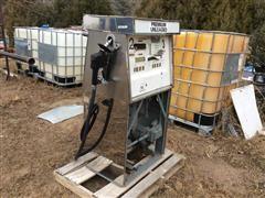Tokheim Dual Fuel Pump