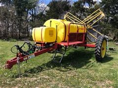 Century 1000-Gal Pull Type Sprayer