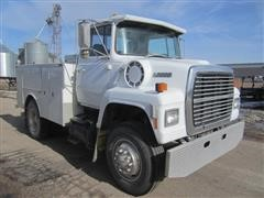 1987 Ford LN8000 Service Truck