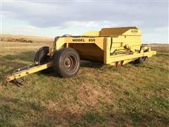 Garfield 850 8 1/2 Yard Scraper
