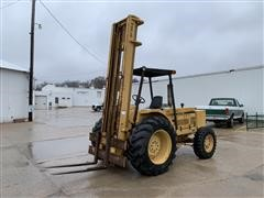 Harlo HF456B-4WD-28-5 Rough Terrain Forklift