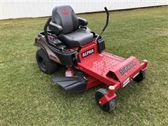 2018 Big Dog Alpha Lawn Mower
