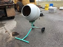 Imer Electric Concrete Mixer