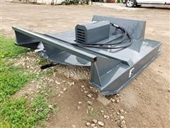 2019 Wolverine 6' Wide Rotary Mower Skid Steer Attachment