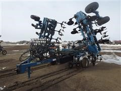 Ag Systems 8000 NH3 21-Shank Applicator