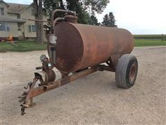 Pride Of The Farm Better-Built 1000 Gallon Vac Tank