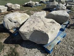 Limestone Decorative Landscaping Stones