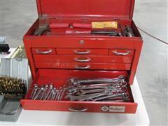 Blackhawk Tool Box w/Tools