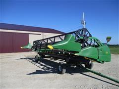 2007 John Deere 625F Flex Header