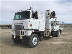 1979 International CO4070B S/A Digger Derrick Truck
