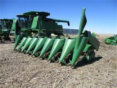 2007 John Deere 893 8R30W Corn Header