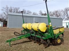 "1992 John Deere 7200 6R30"" Planter W/Liquid Fertilizer"