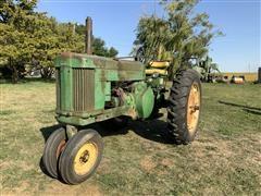 1954 John Deere 60 2WD Tractor