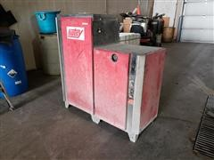 Hotsy Industrial Hot Pressure Washer
