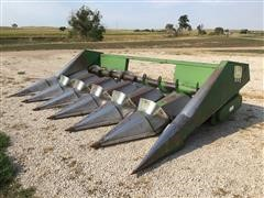 John Deere 643 6R30 Corn Head