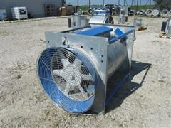 2012 Shivvers 108H-001A Blue Flame Crop Dryer