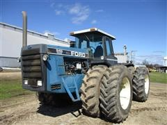 1990 Ford 946 4WD Tractor