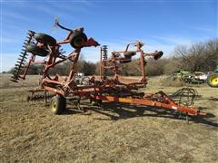 Sunflower 3140-28 30' Fallow King Field Conditioner W/NH3 Fertilizer Set-Up