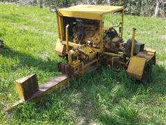 Portable Power Unit W/Log Splitter & PTO