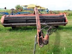 Case IH 8380 Windrower Haybind